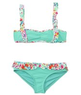 Raisins Girls' In Full Flower Ruffle Two Piece Set (7yrs-16yrs)