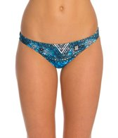 HARDCORESPORT Women's Blue Jules Pistol Swimsuit Bottom