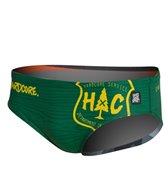 HARDCORESPORT Men's Smokey Racing Brief Swimsuit