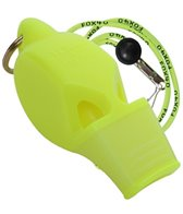 Fox 40 Classic Eclipse Whistle with Lanyard