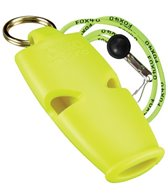 Fox 40 Micro Lifeguard Whistle with Breakaway Lanyard