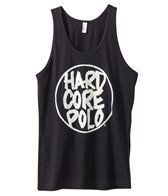 HARDCORESPORT OG Polo Logo Tank Top