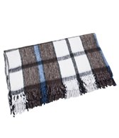 Hugger Mugger Recycled Plaid Blanket