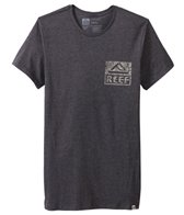 Reef Men's On The Sly S/S Tee
