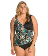 Maxine Plus Size Island Vibe Surplus One Piece