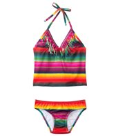 PilyQ Girls' Maya Gypsy Bikini Set (8yrs-16yrs)