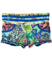Maaji Girls' Brix Back Boy Short Two Piece Set (2T-4T)