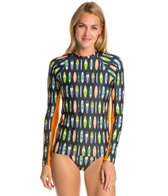 EQ Swimwear Surf's Up Long Sleeve Rashguard