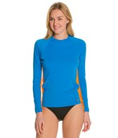 EQ Swimwear Polyester Long Sleeve Rashguard
