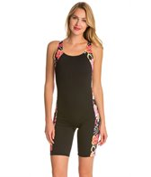 EQ Swimwear Seville Rose Glide Unitard
