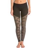 Vimmia Two Tone Lace Tenacity Yoga Leggings