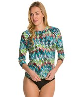 Swim Systems Chroma 3/4 Raglan Swim Top