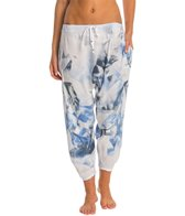 OmGirl Fragment Spray Cool Yoga Capris