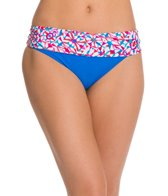 Sunsets Swimwear Surf Side Banded Bikini Bottom