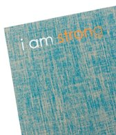 Affirmats I Am Strong Yoga Mat