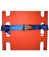 KEMP 2 PC Spineboard Strap Metal Buckle & Loop Ends