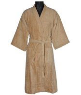 Royal Comfort 48 Bath Robe Terry Velour Kimono
