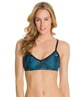 EQ Swimwear Reptile Passion Top