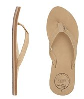 Reef Women's Chill Leather Flip Flop
