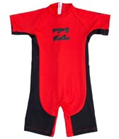 Billabong Toddler Boys' Unity Lycra Spring Suit Wetsuit