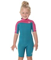 Billabong Toddler Girls' 2MM Synergy Back Zip Spring Suit Wetsuit