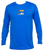 Billabong Men's Chronicle Slice Long Sleeve Surf Tee