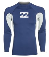 Billabong Men's Iconic Long Sleeve Rashguard