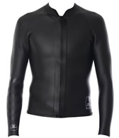 Billabong Men's 202 Revolution Pump'd Smooth Front Zip Long Sleeve Wetsuit Jacket