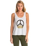 Onzie V Back Yoga Tank Top
