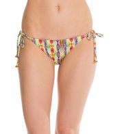 PilyQ Sunbeam Full Tie Side Bikini Bottom