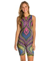 Triflare Women's Leaf Deco Trisuit