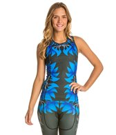 Triflare Women's Blue Lotus Tri Top