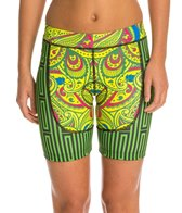 Triflare Women's Medallion Tri Shorts