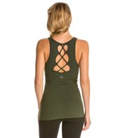 Beyond Yoga Open Back Criss-Cross Yoga TankTop