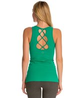 Beyond Yoga Open Back Criss-Cross Tank