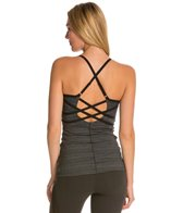 Beyond Yoga Stripe Strappy Ballet Cami