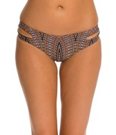 L Space Mayan Quest Reversible Estella Bikini Bottom