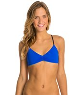 L-Space Color Block Wild One Reversible Bikini Top