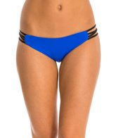 L-Space Color Block Reversible Low Down Bikini Bottom