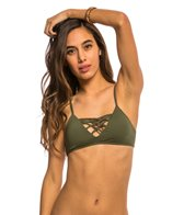 L-Space Swimwear Sensual Solids Jaime Bikini Top