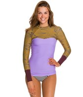 Seea Hermosa L/S Earth Waves Swim Shirt