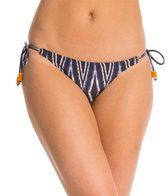 Vix Moorish Full Long Tie Side Side Bikini Bottom