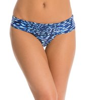 Vix Kai Blue Full California Cut Bikini Bottom