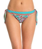 Profile Blush Sultana String Tie Side Bikini Bottom
