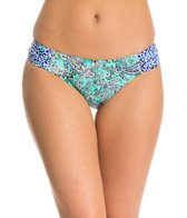 Profile Blush Swimwear Urban Jungle Tab Side Hipster Bikini Bottom