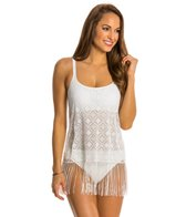 Profile by Gottex Charleston Scoop Neck One Piece Swimsuit