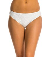 Profile by Gottex Charleston Crochet Bikini Bottom