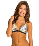 Billabong Heritage Mash Up Triangle Bikini Top