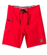 Volcom Boys' Lido Solid Boardshort (4yrs-7X)