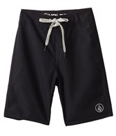 Volcom Boys' 38th St Solid Boardshort (8yrs-20yrs)